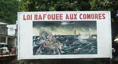 Comores: LES CHIITES SUR LA LIGNE DE MIRE!