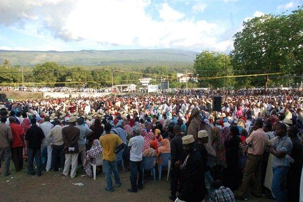 Comores-Elections: En attendant la Campagne au 4 octobre