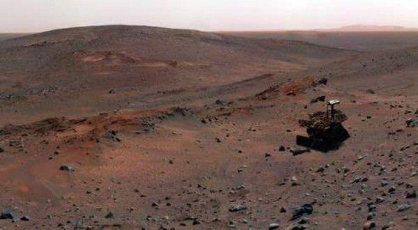 Interplanètaire: Le privilège de mourir sur la planète Mars!