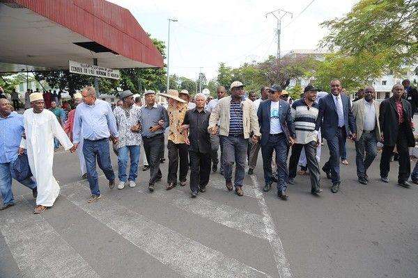 Comores: Le mouvement politique tate le terrrain !