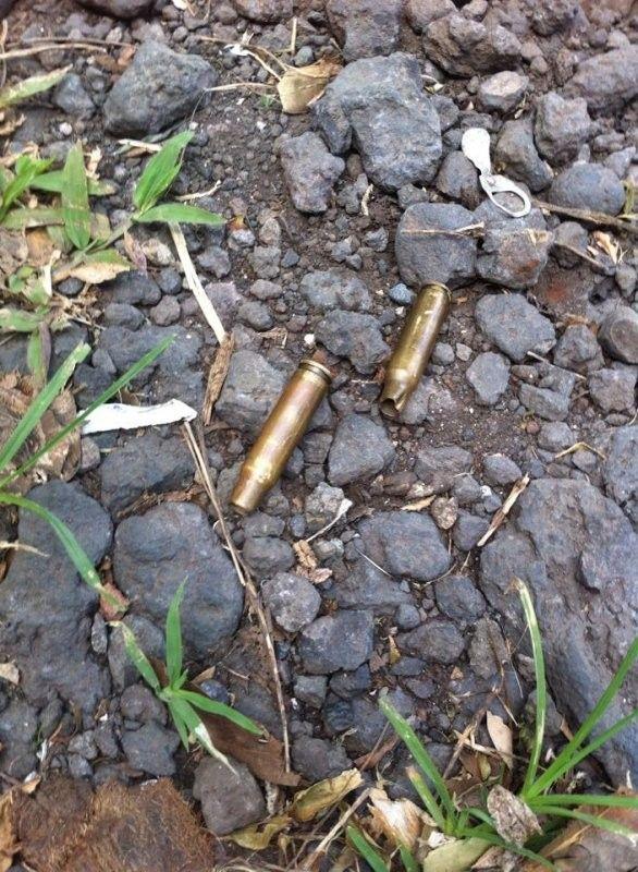 Comores: Des balles réelles tirées à Mitsoudjé !
