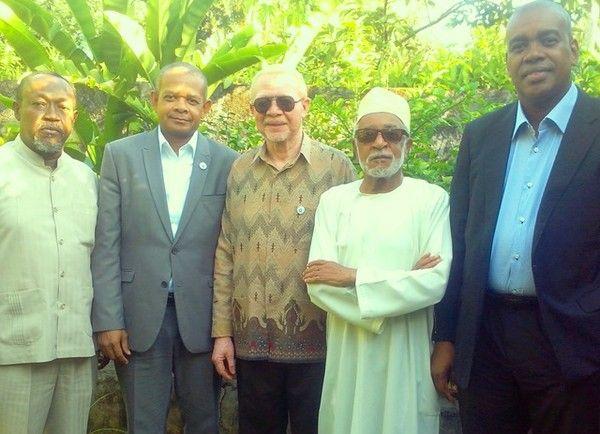 Comores-Elections: les Partis du G5 communiquent