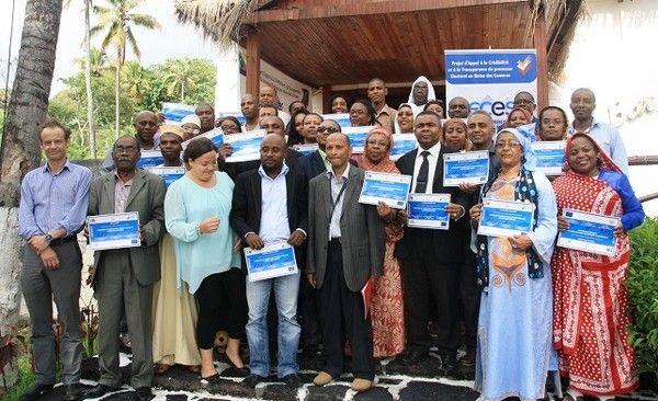 Comores: Une formation en leaderchip à Crystal Hotel