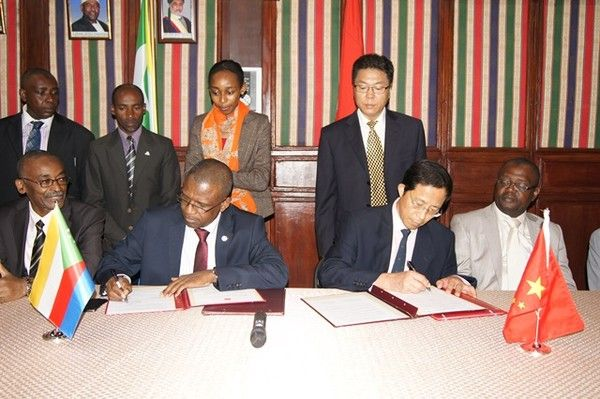 Comores: Faite la politique pour le reste il y a la Chine