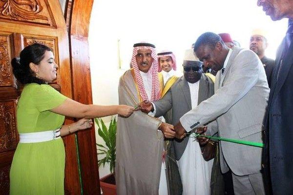 Comores: Les Saoudiens plantent leur pavillon à Moroni