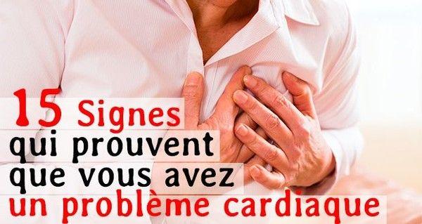 Chronique du Weekend: Etes-vous ou non Cardiaque ?
