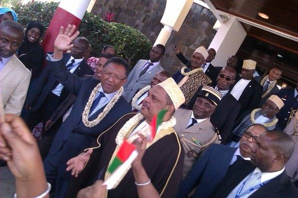 Comores: La veille du 4ème Sommet de la COI en images