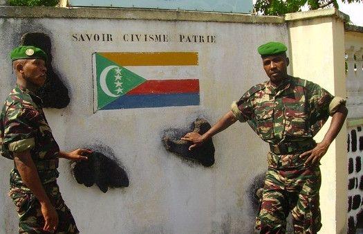 Comores: Encore un coup foiré!