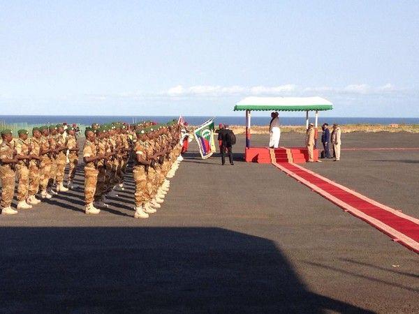 Comores: 23 Août, 4ème Sommet de la COI - Arrivée