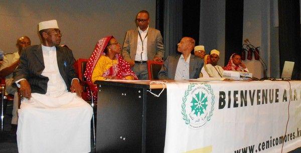 Comores-Elections: Résultats de la CENI pour le 2ème Tour