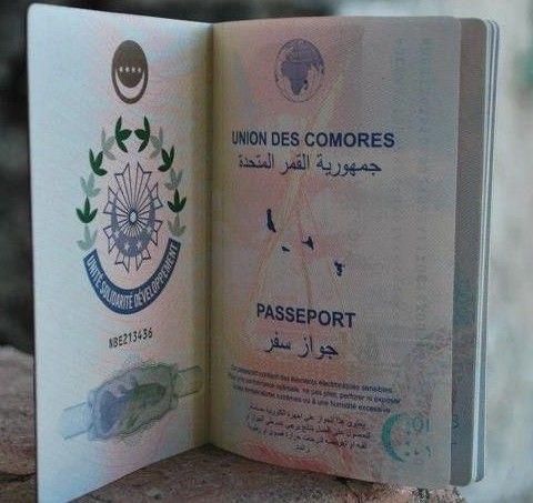 Comores: Le passeport ne mène pas toujours à bon port!